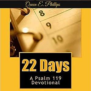 22 Days: A Psalm 119 Devotional Audiobook