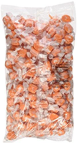 - Orange Vanilla Taffy: 3 LBS