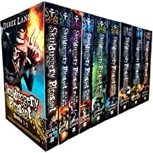 Skulduggery Pleasant Complete Set of Books 1-9 (Skulduggery Pleasant)