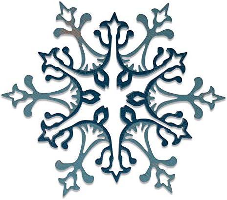 Sizzix Thinlits Die Set 2PK 664749 Stunning Snowflake by Tim Holtz