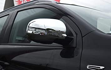 Yueng ABS plástico Espejo retrovisor Cubierta Lateral del Coche Cubierta del Espejo Ajuste para ASX RVR