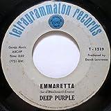 emmaretta / bird has flown 45 rpm single