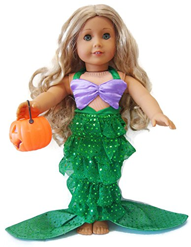[Mermaid Halloween Costume for 18