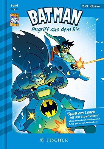 Batman: Angriff aus dem Eis: Fischer. Nur für Jungs
