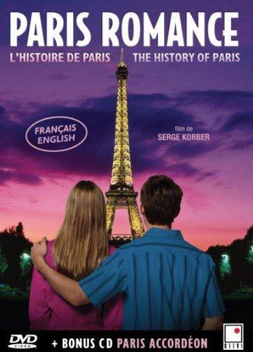 Coffret Paris Romance + Paris Accordeon (Canada - Import, NTSC Format, 2PC)