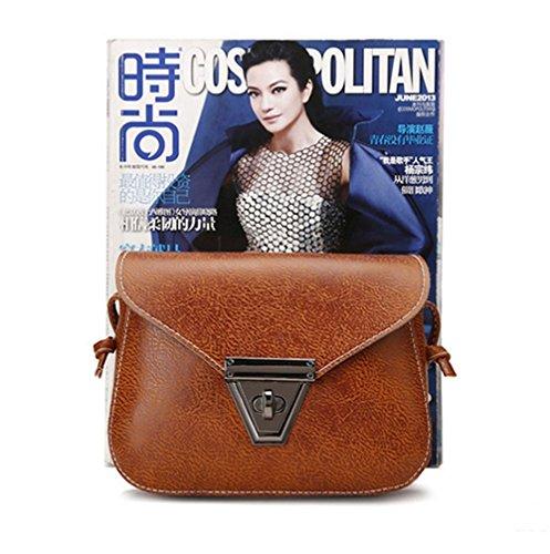 Pouch Bag Crossbody Wallet Satchel Mini Leather Red Cellphone Purse Sling Shoulder YaJaMa pqt8xHIO