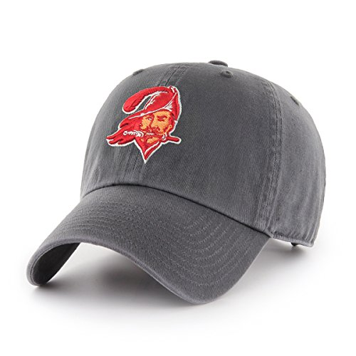 NFL Tampa Bay Buccaneers Legacy OTS Challenger Adjustable Hat, One Size, (Legacy Sports Hat)