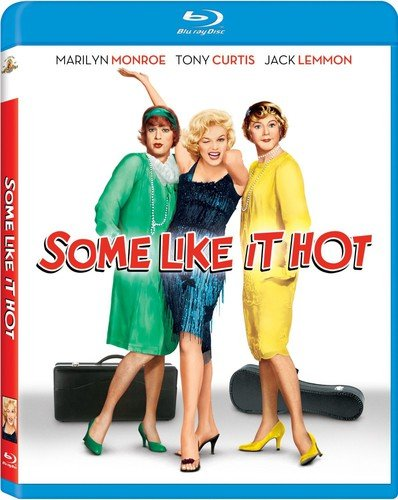 Blu-ray : Some Like It Hot (Digital Theater System, AC-3, Widescreen, , Pan & Scan)