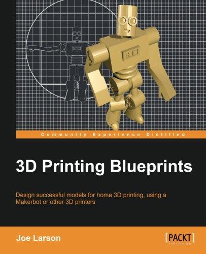 3d Printing Blueprints Paperback