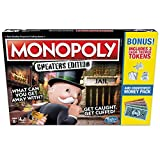 Monopoly Game: Cheaters Edition Board Game Value Pack Bonus
