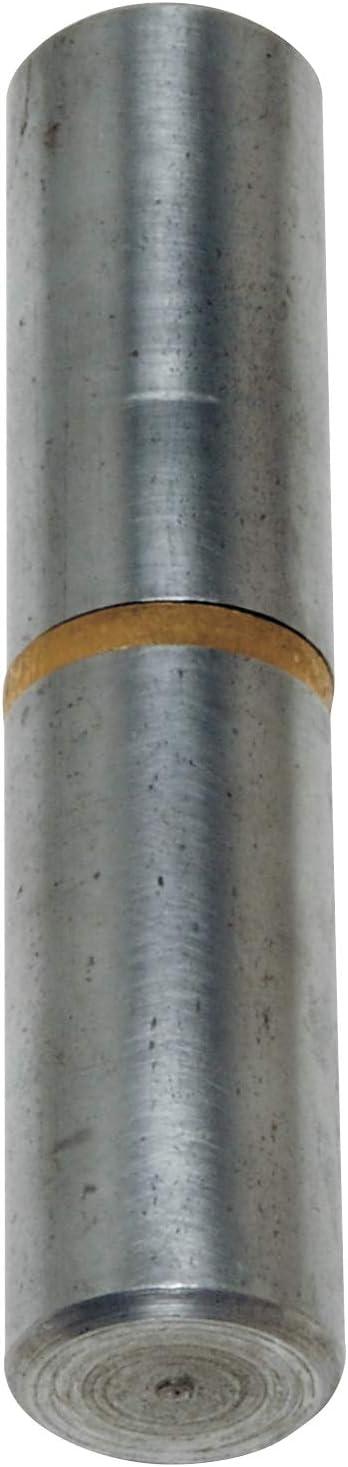 Tover 111A20120, Pernio metálico torneado 20x120 acero