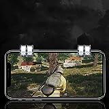 Mobile Game Controller, Sensitive Click Shoot and