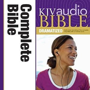 KJV Complete Bible Dramatized Audio Audiobook