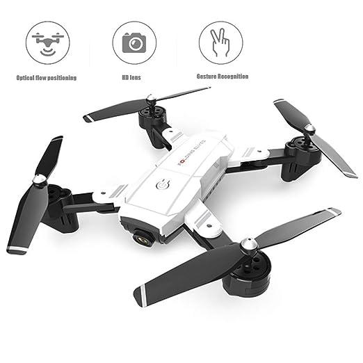 Xianxian88 Drone FPV, cámara 5 Millones HD con posicionamiento de ...