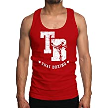 Young Motto Men's TB THAI BOXING Tank Top