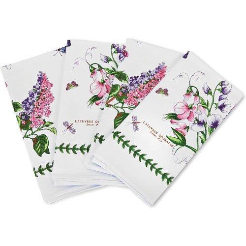 Portmeirion Botanic Garden Napkins - Set(s) Of 4