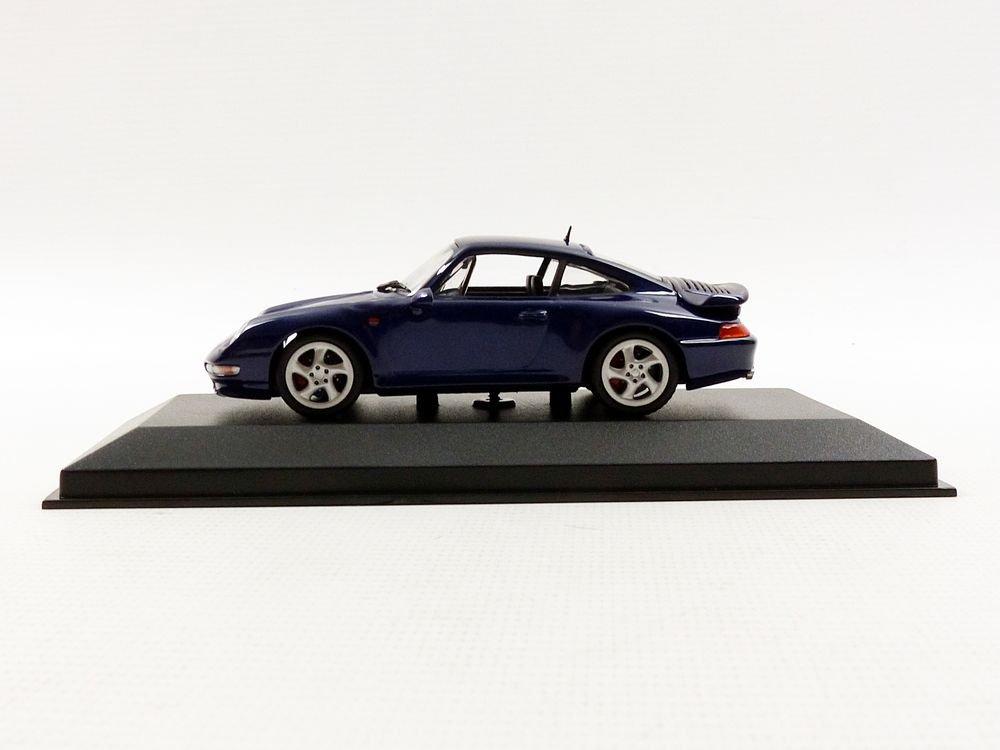 Minichamps 1:43 - Modelo de Juguete Maxichamps 1997 Porsche 911 Turbo S: Amazon.es: Juguetes y juegos