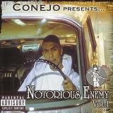 Conejo Presents Notorious Enemy Vol 1 [Explicit]