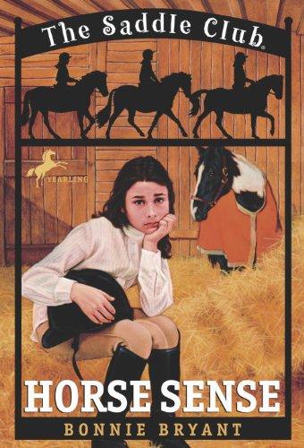 Horse Sense (Saddle Club series Book 3)