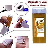 Jonerytime Roll On Hot Depilatory Wax Cartridge Heater Waxing Hair Removal Remove