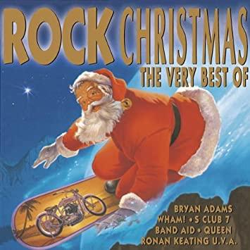 Weihnachtslieder Rock.Rock Christmas The Very Best Of