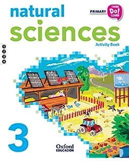 Pack Natural Science. Primary 1. Activity Book Think Do Learn - 9788467396539: Amazon.es: Varios Autores: Libros en idiomas extranjeros