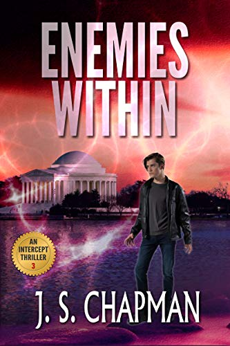 Enemies Within (INTERCEPT: A Jack Coyote Thriller Book 3) - Kindle