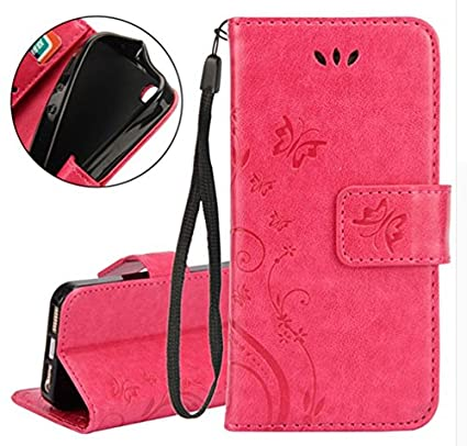 Amazon.com: iPod 5 & iPod 6 Case, WwWSuppliers Hot Pink ...