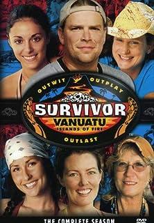 Amazon com: Survivor 4 Marquesas - The Complete Season