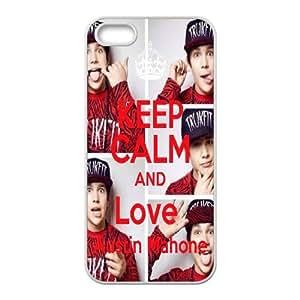 LSQDIY(R) Austin Mahone iPhone 5,5G,5S Plastic Case, Personalised iPhone 5,5G,5S Case Austin Mahone