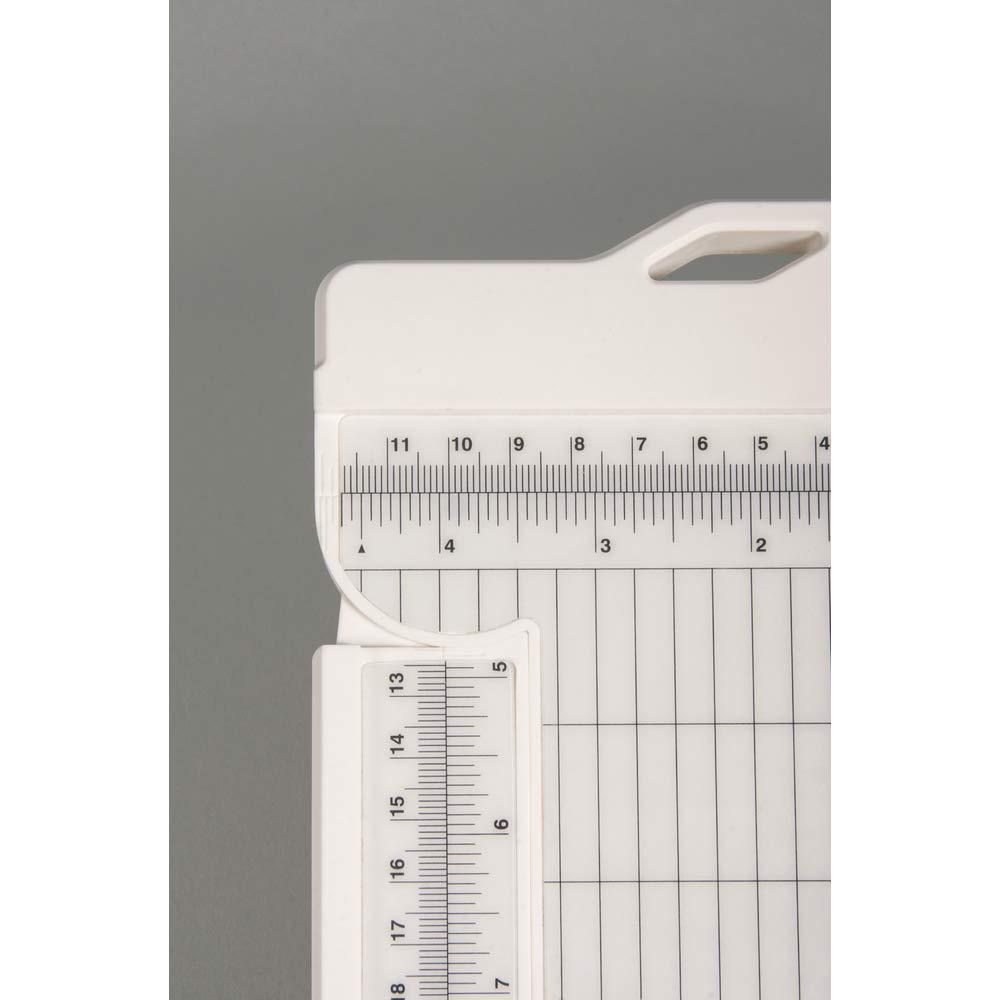 Rayher tagliacarta 30,5cm Bianco