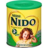 Nestle NIDO 3+ Powdered Milk Beverage 1.76 lb Canister (Pack of 2)