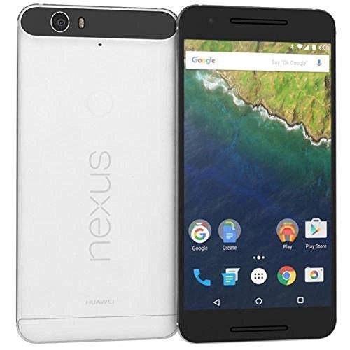 Huawei Nexus 6p 64GB - Factory Unlocked Phone - Frost (Certified Refurbished)
