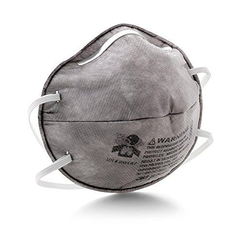 ERB Safety 13585 3M Filtering Facepiece Respirators Particulate R95 Respirators 8247