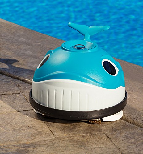 e Whale Suction Above-Ground Pool Cleaner (Automatic Pool Vacuum) ()