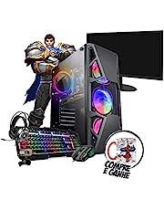 Pc Gamer Bravus Intel i7 GTX 1650 16GB Hd 1TB SSD 120GB Wi-fi