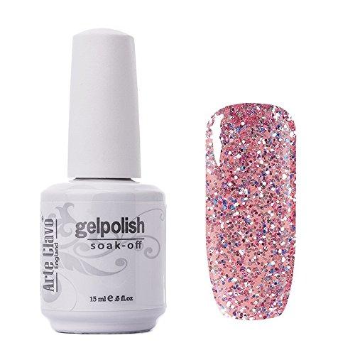 arte-clavo-glitter-colorful-white-nail-gel-polish-harmless-resin-professional-lacquer-soak-off-nail-