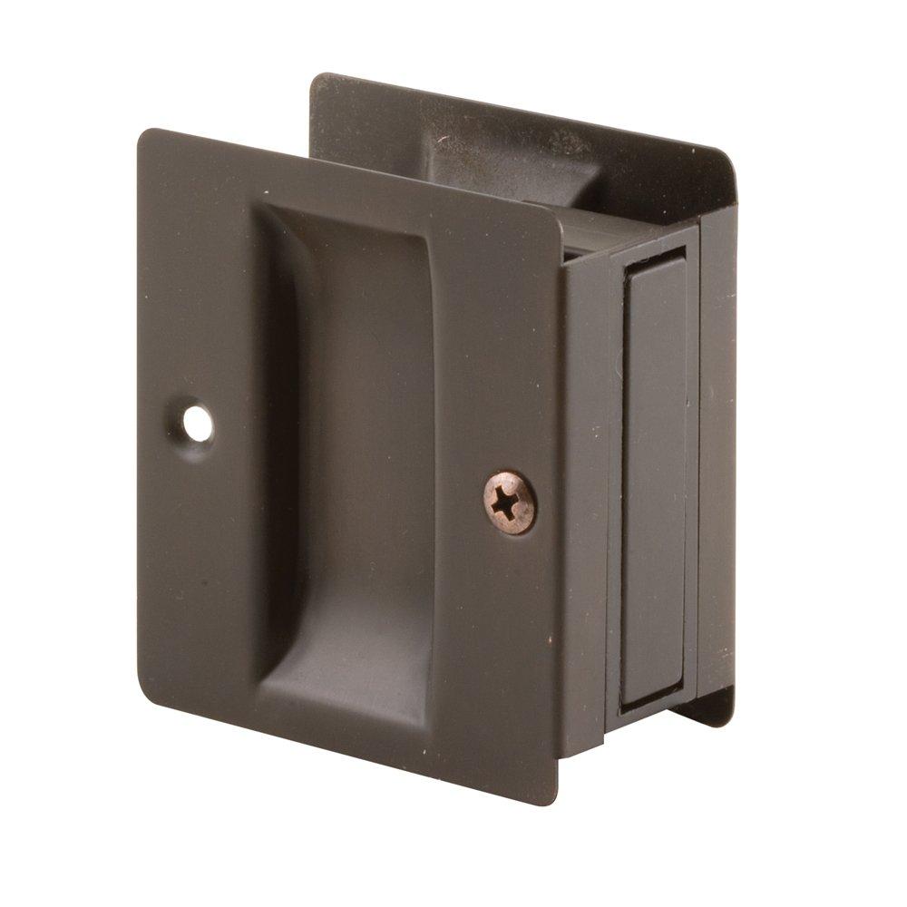 Slide-Co 164430 Pocket Door Passage Pull, Classic Bronze