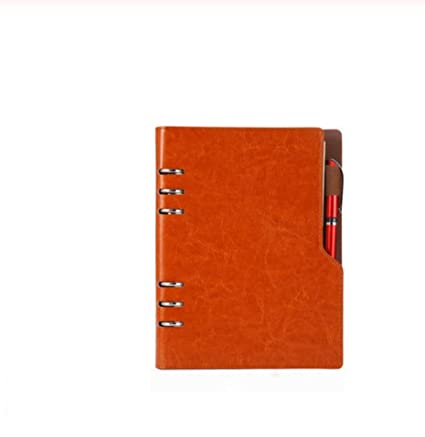 Cuaderno A5 Cuero Bullet Journal Organizador anual para ...