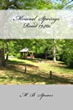 download ebook mineral springs road 1940s: memory is my name [paperback] [2012] (author) m b spears pdf epub