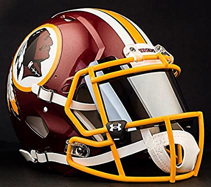 Amazon.com   Riddell Speed Washington Redskins NFL Authentic ... e31e1cd5b2e