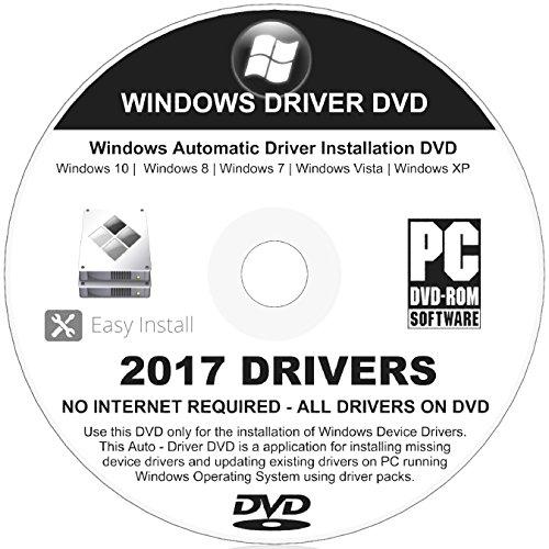 Drivers Recovery Restore for Gateway Laptop and Desktop PC - Support Windows XP, Vista, 7, 8.1, 10 - Gateway Vista Desktop
