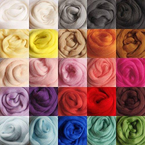 Wool Roving Felting - 9