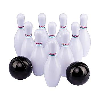 1796cd1eb1439 Mamum Bowling Set - Tisch Mini Desktop Fun Indoor Eltern-Kind Interaktiv