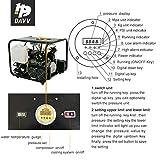 HPDAVV High Pressure Air Compressor - 3HP - 110v