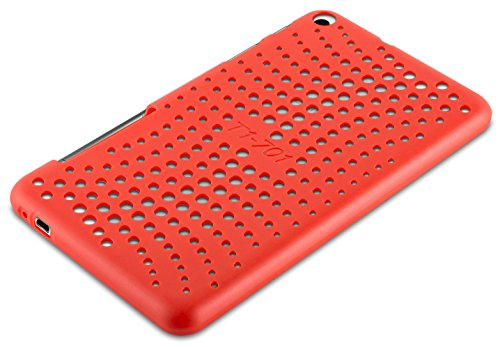 Huawei MediaPad T1 7.0 Case - Matte Silicone Protective Cover for Huawei MediaPad / Honor Tablet T1 7.0, Red