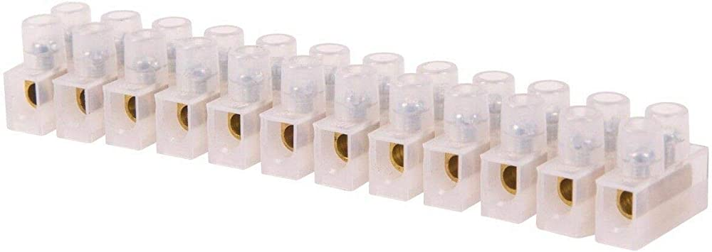 WIRE TERMINAL CONNECTION BLOCKS CONNECTOR STRIPS 3 5 10 15 30 AMP