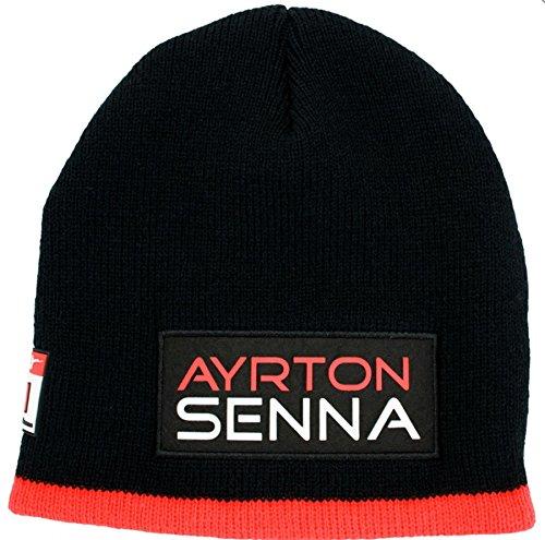 Ferrari Beanie - Ayrton Senna McLaren 3X Champ Beanie