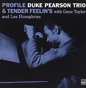 Profile & Tender Feelin's. Duke Pearson Trio