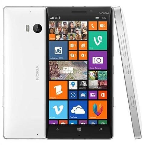Nokia Lumia 930 International Unlocked Version - White, no warranty (Nokia Lumia 930 Mobile)
